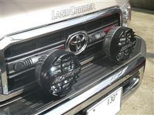 ランドクルーザー70IPF 900XLST TOURING (ドライビング) 12v 25W (ランプ1個入り)の単体画像