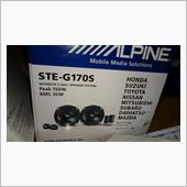 ALPINE STE-G170S