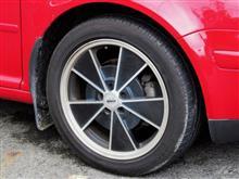 ゴルフ (ハッチバック)Flat4 FLAT4 ORIGINAL BRM Wheels  for  New Beetleの単体画像