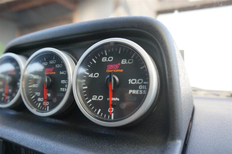STI STI油圧計