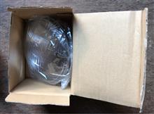 KE100カワサキ純正部品 ヘッドライト ランプの単体画像