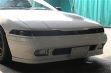 エクリプス三菱自動車(純正) US三菱純正リップスポイラーの単体画像