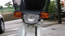 その他 (バイク)スズキ(純正) ヘッドライトユニットの単体画像