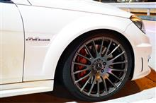 CクラスTWS / TAN-EI-SYA WHEEL SUPPLY TWS EXspur EX-fM Monoblock AMG Exclusive Limited Edition の単体画像