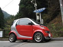 クーペBELLE ROAD smart用鍛造ホイールの全体画像