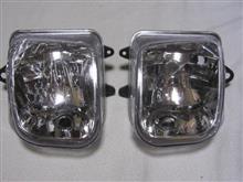 ジャイロキャノピーノーブランド クリスタルヘッドライトの全体画像