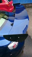 ランドクルーザー70SARD 3DカーボンGTウィングの単体画像