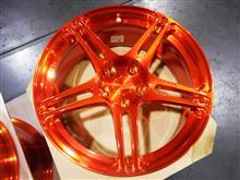 エキシージBC FOGED RS42 クリスタルオレンジの単体画像