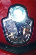 ムルティストラーダ1100アブソリュート HIDの単体画像