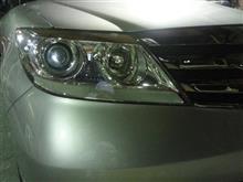 エリシオンプレステージワンオフ ヘッドライトの単体画像