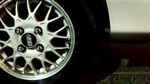 サンバー ディアス クラシックスバル(純正) スバル純正アルミホイールの単体画像