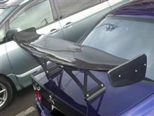 ランサーエボリューションVISARD GT WING PROの単体画像