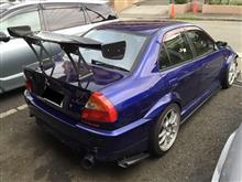 ランサーエボリューションVISARD GT WING PROの全体画像