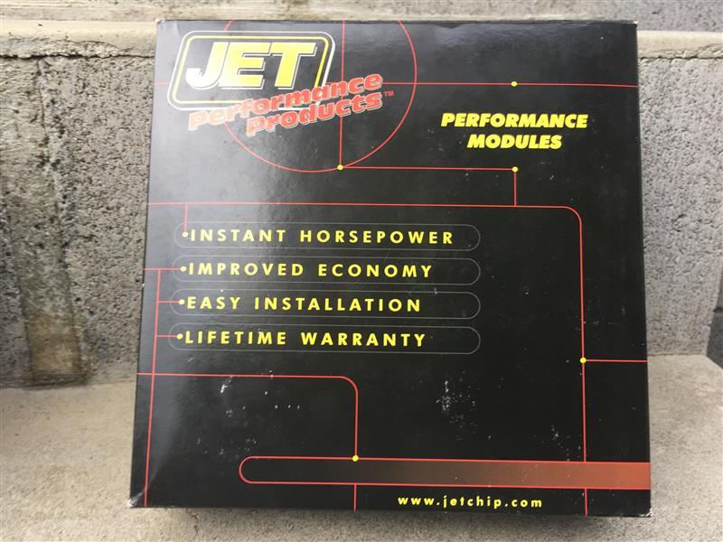 JET performance  JET performance MODULES