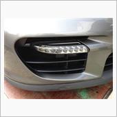 クレフモータースポーツ 997ターボ/GT2用LEDデイライトキット