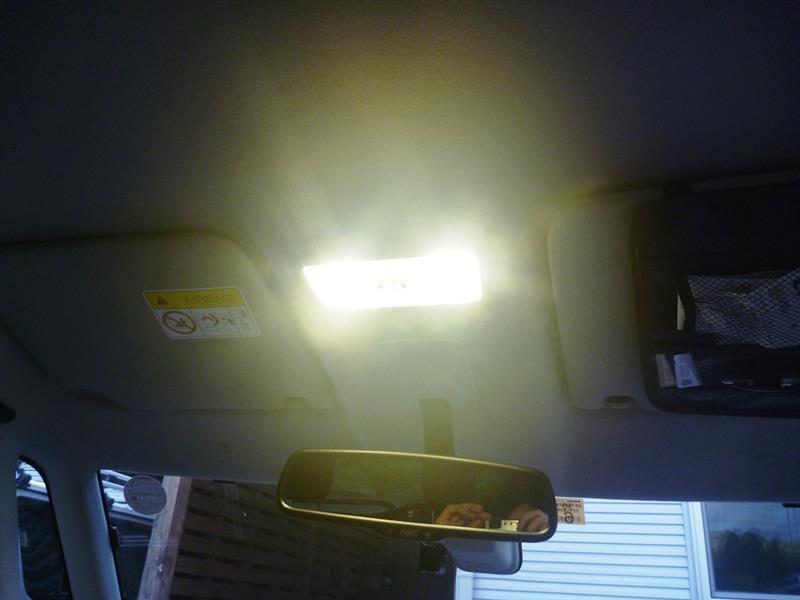 AXIS LEDルームランプキット WARM WHITE