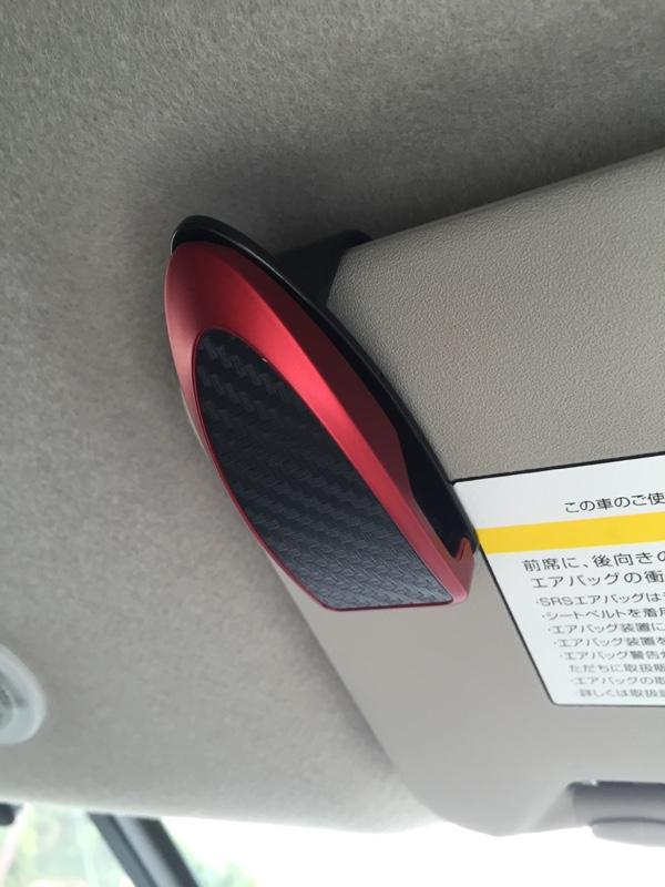 CAR MATE / カーメイト サングラス、チケットホルダー