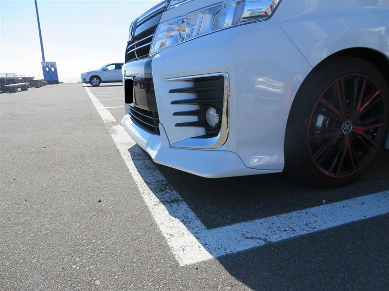 TRD / トヨタテクノクラフト TRD Sportivo フロントスポイラー