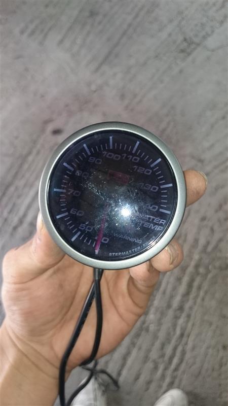 AutoGauge 油温計 60φ