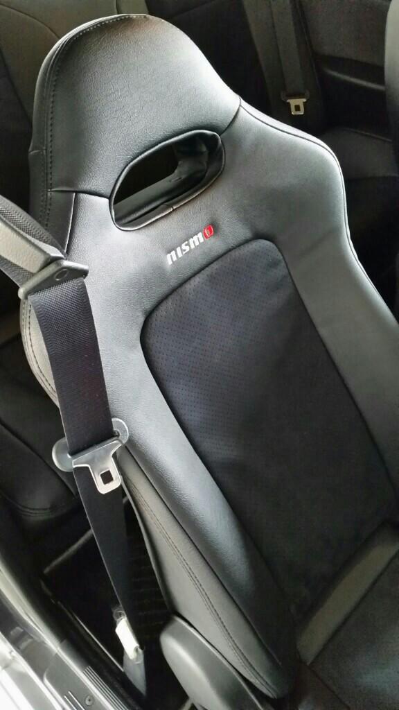NISMO シートカバーセット