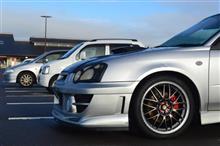 インプレッサ スポーツワゴン WRXRAYS VOLK RACING VOLK RACING SE37Aの単体画像