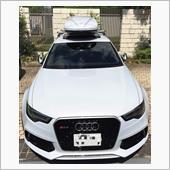 Audi純正(アウディ) ルーフボックス