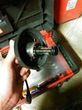 TRX850SPタケガワ LEDヘッドライトキットの全体画像