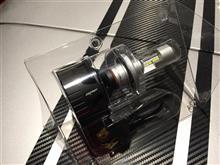 CSRIPF LED HEAD LAMP CONVERSION KIT H4 6500K 341HLBの単体画像