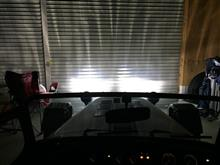 CSRIPF LED HEAD LAMP CONVERSION KIT H4 6500K 341HLBの全体画像