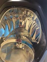 V-Strom1000ABSSphere Light LED CONVERSION KITの全体画像