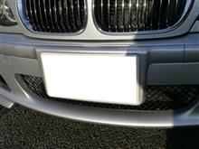BMW(純正) M-sport フロントバンパーアミ