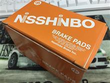 NISSHINBO / 日清紡ブレーキ ブレーキパッド