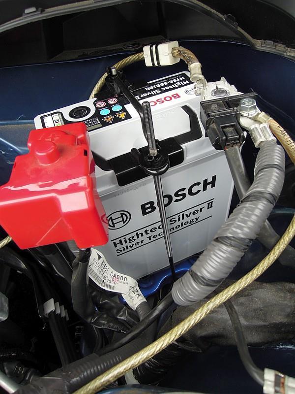 BOSCH ハイテックシルバーⅡ HTSS-55B19R