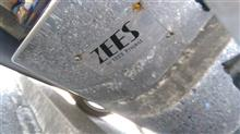 Eクラス ステーションワゴンZEES フルオーダーマフラーの単体画像