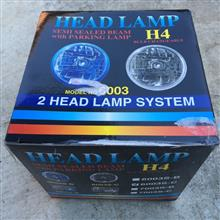 サンバー ディアス クラシック不明 汎用丸型マルチリフレクターヘッドライトの単体画像