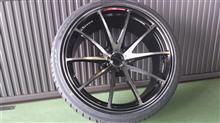 S5 (クーペ)RAYS VOLK RACING VOLK RACING G25 D-BK 2015 Limited Editionの単体画像