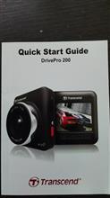 DrivePro 200 ドライブレコーダー