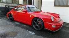 911 (クーペ)ENKEI Racingline RC5の全体画像