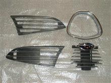R1スバル(純正) R2 ビレッドタイプグリルセット 、落札の単体画像