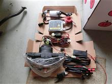 アドレスV125不明 プロジェクターHIDキットの全体画像