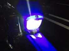 XTZ125Eスペシャルパーツ武川 LFDヘッドライトキット(汎用)の単体画像