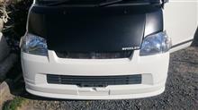 ライトエースバントヨタモデリスタ / MODELLISTA フロントアンダーリップスポイラーの全体画像