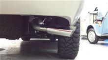 タホGIBSON Exhaust Systemの全体画像