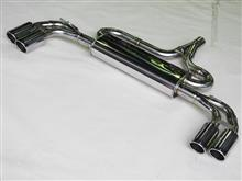 X3ARQRAY for BMW F25 X3 20d / Stainless Seriesの単体画像
