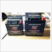 TwinPower ハイパフォーマンス プレミアム AGMバッテリー 04以降 XL