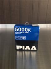 ラティオPIAA STRATOS BLUE 5000K  H4の単体画像