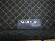 トヨタ(純正) 130系MARK X純正ラゲッジマット