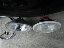 ミニCIBIE H4ヘッドライトの全体画像