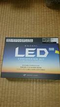 YZF-R3Sphere Light LED CONVERSINO KIT H7の単体画像