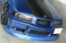 3シリーズ ハッチバックAll Fit Automotive FAT lipの全体画像